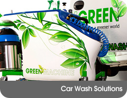 Green Machine Car Wash Solutions